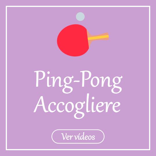 Raquete de ping-pong